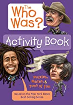 Best who was activity book Reviews