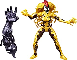marvel legends symbiotes