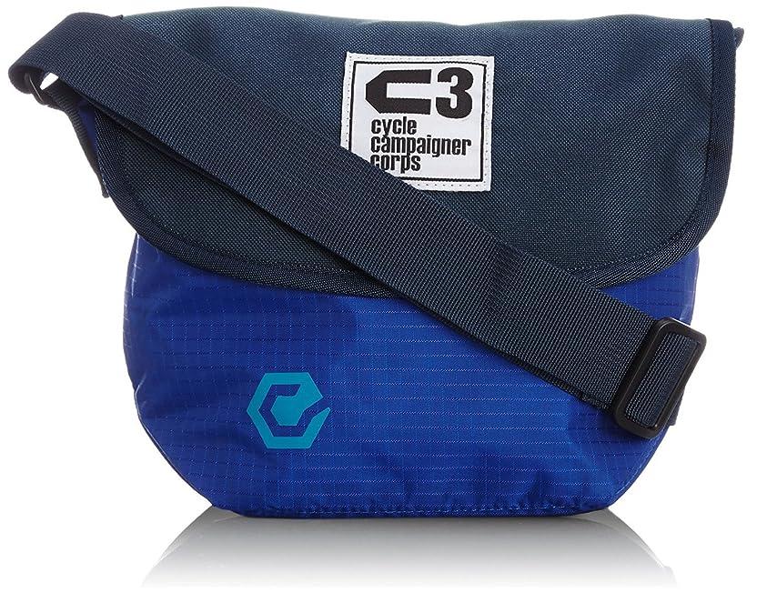 在庫付属品するだろうC3(サイクルキャンペイナーコープス) 自転車用フロントバッグ シースリーショルダーS