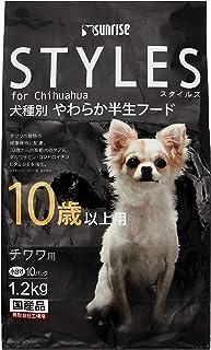 ゴン太 スタイルズ チワワ用 10歳以上用 1.2kg