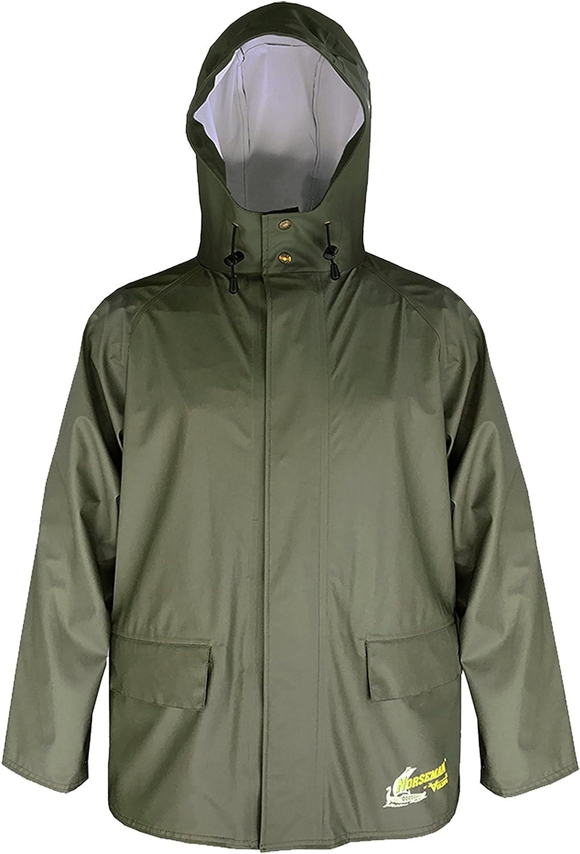 Viking Norseman Waterproof PU Jacket, 3150J