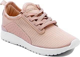 Nautica Kids Girls Fashion Sneaker Lace Up Running Shoes - Little Kid/Big Kid
