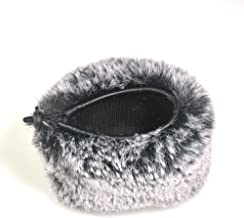 Bestshoot Wind Filter, Windscreen Furry Muff Cover for Zoom H4N Pro H1 Tascam DR-40 DR-05 DR-44WL Sony PCM-D1 PCM-D50 Handheld Digital Recorder Audio Field Interview Video (for H4n and more)