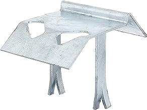 GAH-Alberts 210939 bodemaanslag - om in te slaan of in beton te gieten - thermisch verzinkt - 125 x 47 mm