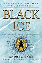 Black Ice (Sherlock Holmes: The Legend Begins, 3)