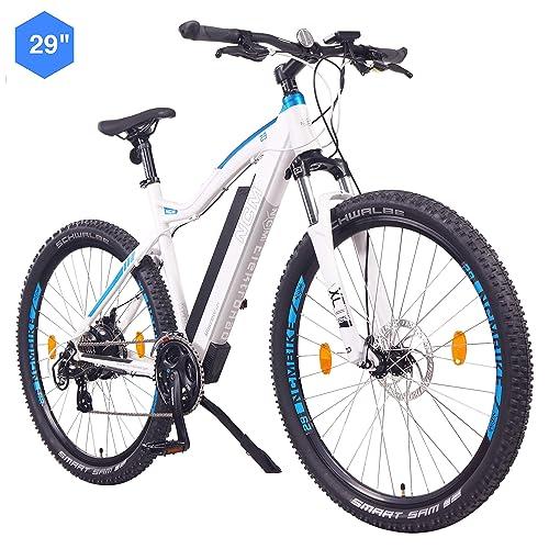 """NCM Moscow E-Bike Mountainbike, 250W, 48V 13Ah 624Wh Akku, 27,5""""/29"""" Zoll"""