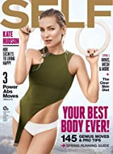 Kate Hudson - Self Magazine - March 2016 - No Label - Brand New