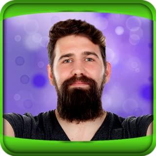 Beard Salon Photo Montage