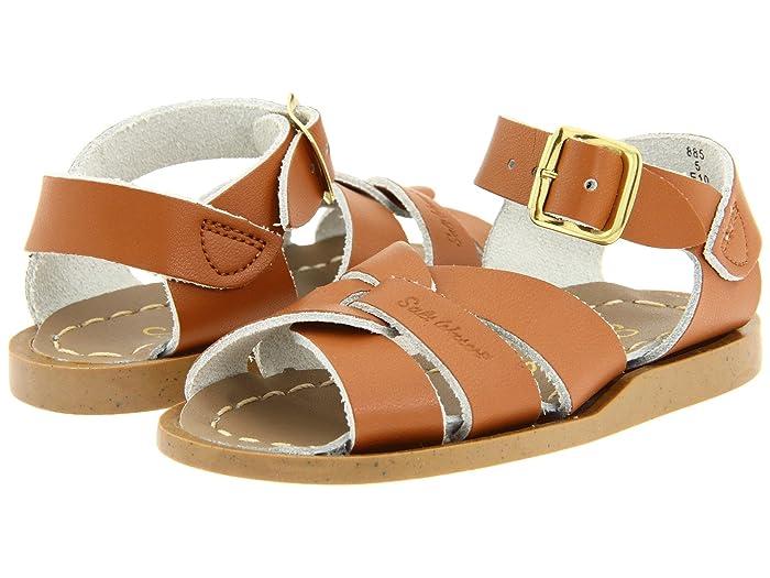 Salt Water Sandal by Hoy Shoes  The Original Sandal (Infant/Toddler) (Tan) Kids Shoes