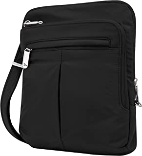 Travelon Anti-Theft Classic Lite Slim Bag, Black, One Size