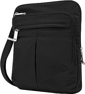 Travelon Women's Anti-Theft Classic Light Slim Shoulder Bag