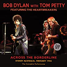 bob dylan and tom petty live