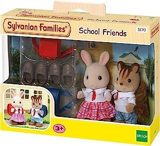 لعبة اصدقاء المدرسة من سيلفانيان فاميليز، لعمر 3 سنوات -SF5170