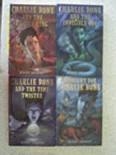 Charlie Bone Series #1-5 Children of the Red King, (Midnight for Charlie Bone, Charlie Bone and the Time Twister, Charlie ...