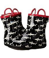 Robeez - Shark Bite Rain Boot Mini Shoez (Infant/Toddler)