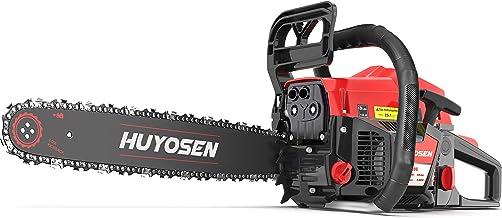 HUYOSEN 54.6CC chainsaw