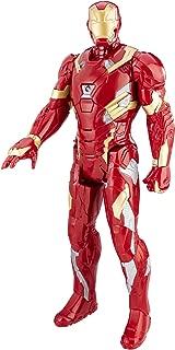 Marvel Avengers Electronic Iron Man, 12-inch