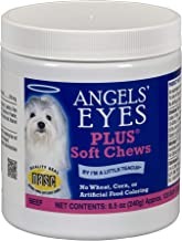 Angels' Eyes AENSC120PLBF 120 Cuentas de Ojos de ángeles más masticables Suaves para Perros
