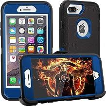 FOGEEK iPhone 8 Plus Case,iPhone 7 Plus Case,iPhone 6s Plus Case, Belt-Clip Protective..