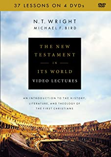 The New Testament in Its World Video Lectures: An Introduction to the History, Literature, and Theology of the First Chris...