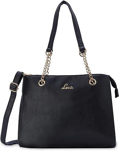 Mianserin Medium Satl Women s Handbag Black