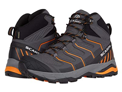 Scarpa Maverick Mid GTX (Iron Grey/Orange) Men