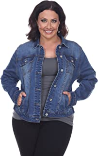 122850d231b Amazon.com  3X - Denim Jackets   Coats