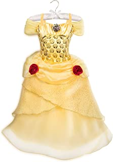 Disney Belle Costume for Kids - Beauty and The Beast Yellow