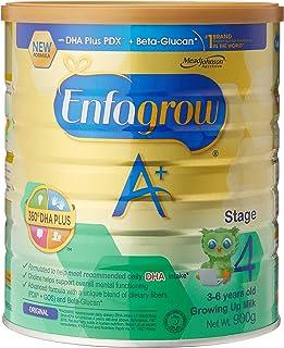 Enfagrow A+ Stage 4 Baby Formula Growing-up Milk Formula 360 DHA+, 3-6 years, Carton Deal, 5.4kg