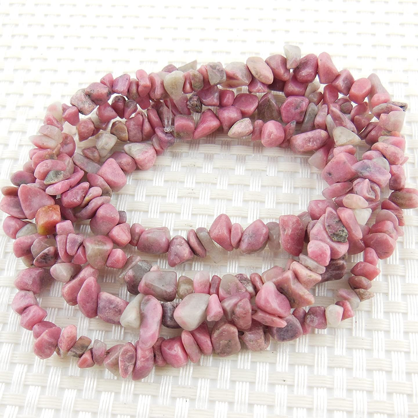 COIRIS 33'' Strand 5-8MM Natural Chips Stone Loose Gemstone Beads for Jewelry DIY or Making & Design (St-1062)