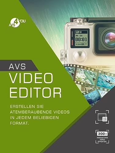 AVS Video Editor - 2018 [Download]