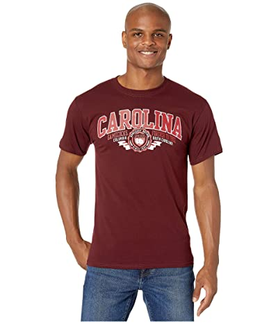 Champion College South Carolina Gamecocks Jersey Tee (Maroon) Men
