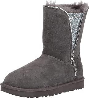 UGG Women's Classic Zip Boot Fashion