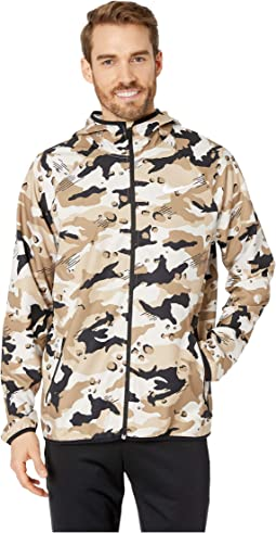 Dry Jacket Team Woven 2L Camo