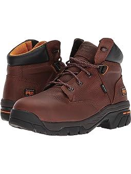 Mens waterproof work boots + FREE