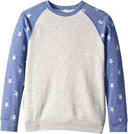 Champ Printed Eco-Fleece Sweatshirt (Big Kids)