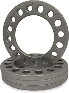 4 PC 8 LUG WHEEL SPACERS FITS ALL 8X6.5 AND 8X170 (1/2 Inch)