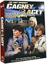 Cagney & Lacey//The Lost Episodes//Plus Four Movies/The Return/Together Again/View Through The Glass Ceiling/True Conviction//Includes The Pilot Featuring Loretta Swit