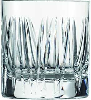Schott Zwiesel Basic BAR Selection Double Old Fashioned, Tritan Kristalglas, Transparente, 8.9 cm, 6