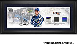 Dale Earnhardt Jr. Framed 10
