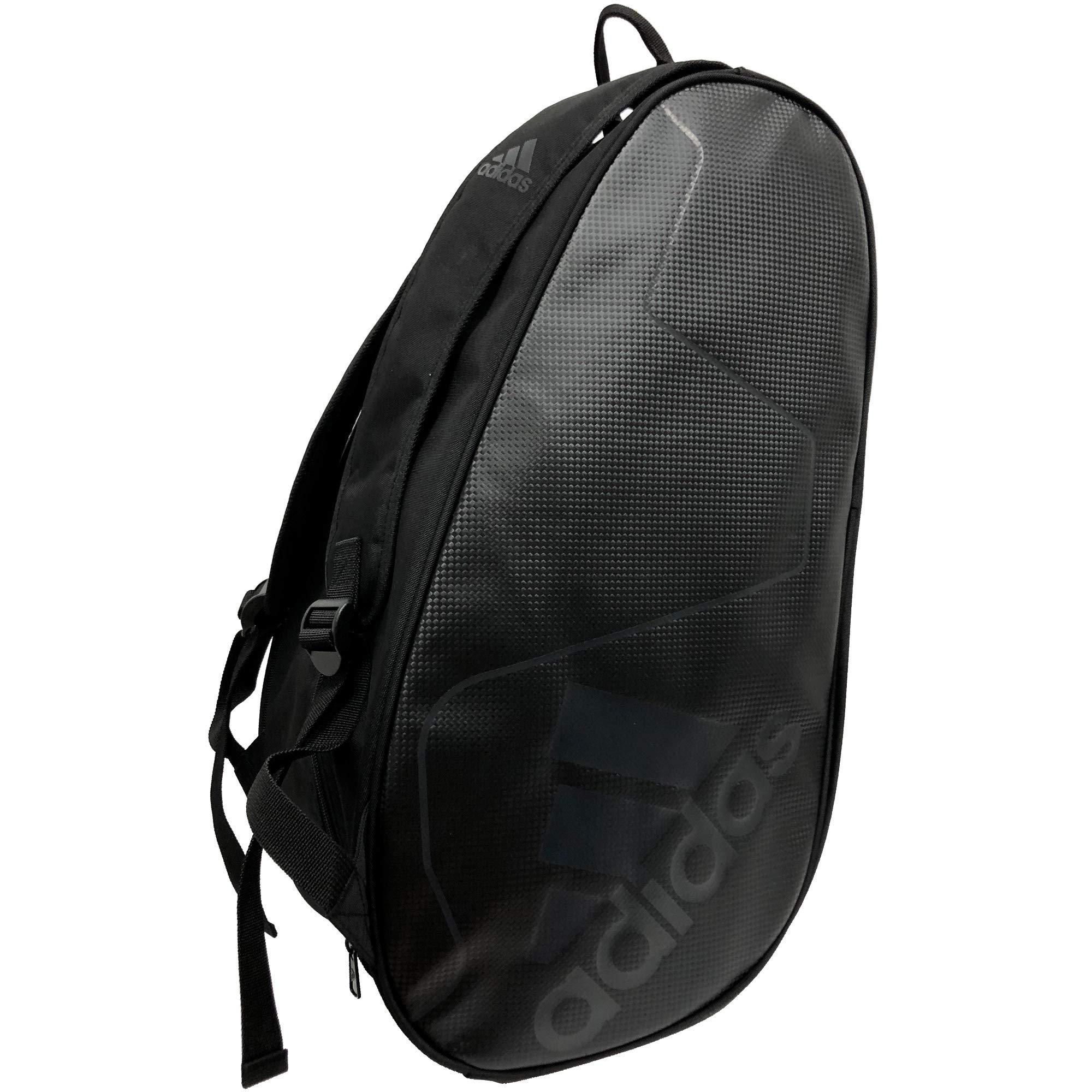 adidas Paletero pádel Carbon Control Black: Amazon.es: Deportes y aire libre