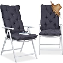 Amazon.es: cojines para sillas de terraza