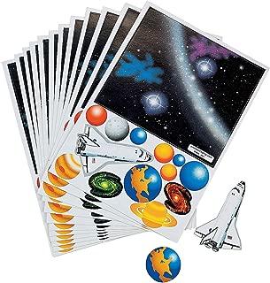 Fun Express Make Your Own Solar System Sticker (1 Dozen)