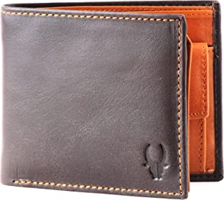 WildHorn Brown Men's Wallet (Wh483)