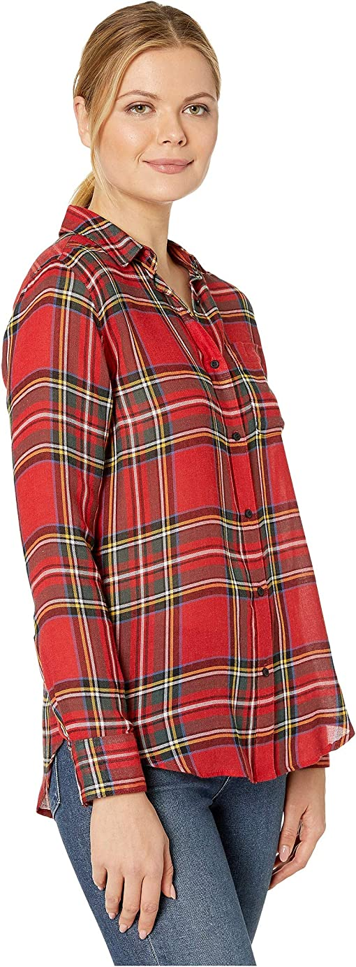 Red Tartan Plaid