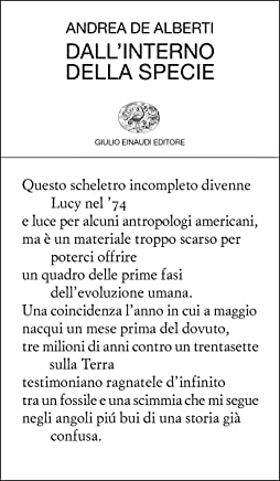 Dallinterno della specie (Collezione di poesia Vol. 443)