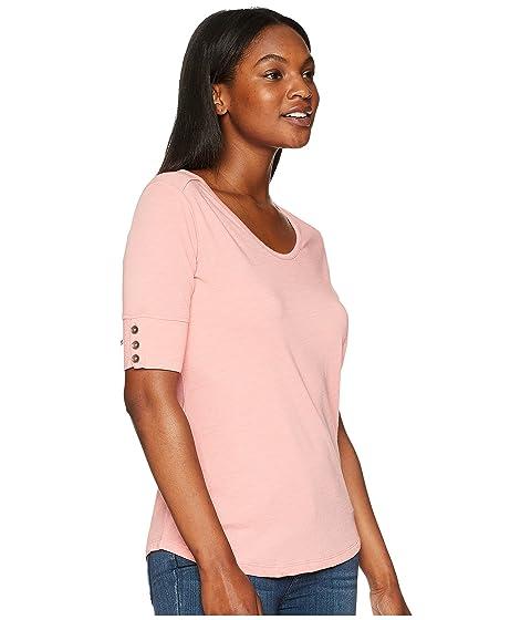 de hielo Robbins y Royal fresa V en con Merinolux cuello camiseta UxqnZ7x