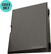 Boogie Board Black Folio Protective Cover Blackboard Note | Cover Only | 8.5x7.25 Size