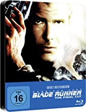 Blade Runner : The Final Cut (2-disc Blu-ray Steelbook) [Region-Free European Import Limited Edition]