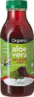 سالو اوليفيرا عصير عضوي مع العنب ، 400 مل